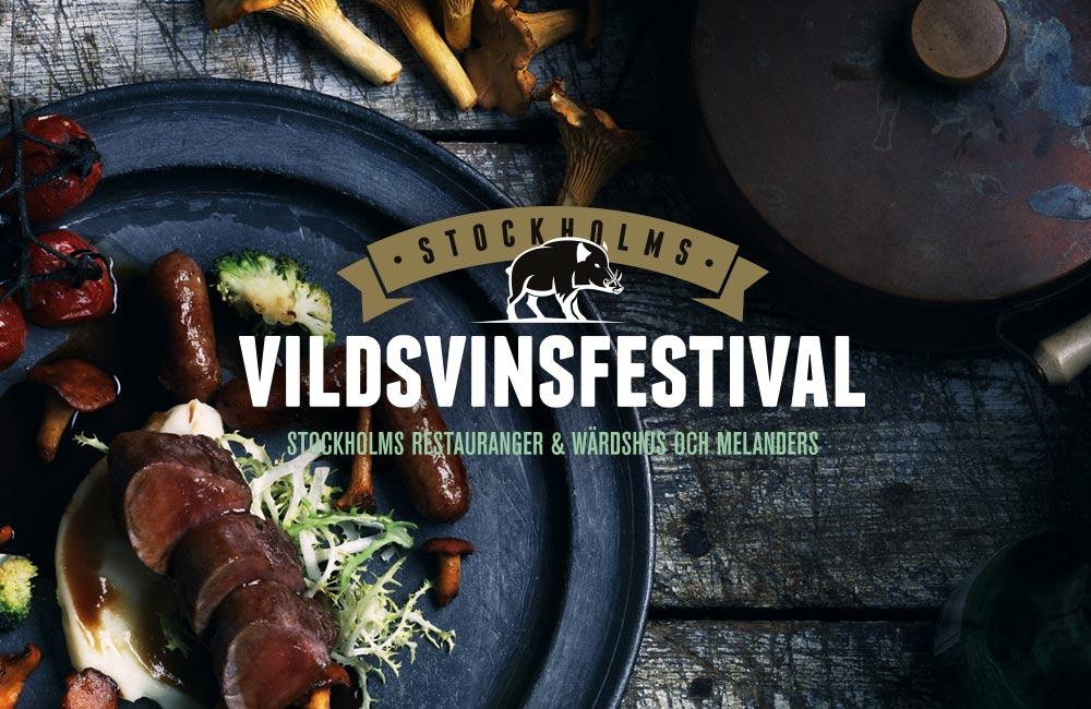 Stockholms vildaste grisfest