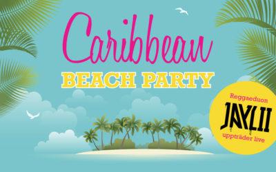 The Caribbean Beach Party